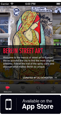 App Berlin Street Art