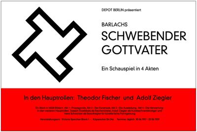 Depot Berlin - Banner Entartete Kunst