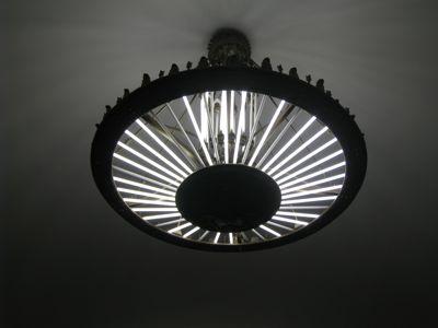 Metro Moskau - Beleuchtung