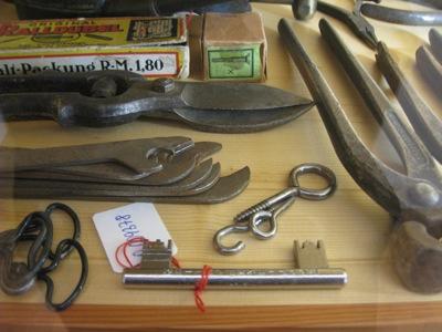 Berliner Schlüssel im Museum